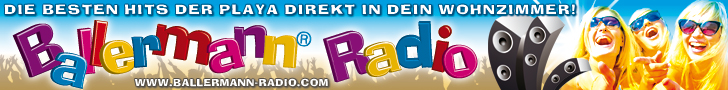 Ballermann Radio - Dein Party und Discofox Webradio